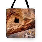 Ancient Anasazi Honeycomb Granary Ruin  Tote Bag