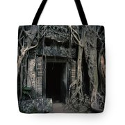 Ancient Angkor Cambodia Tote Bag