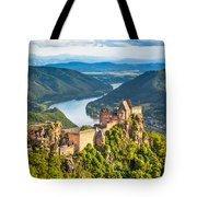 Ancient Austria Tote Bag