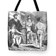 Ancient Briton, Caledonian And Irish Tote Bag