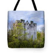 Ancient Castle Donegal Tote Bag