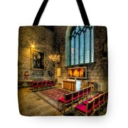 Ancient Cathedral Tote Bag