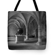 Ancient Cloisters. Tote Bag