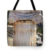 Ancient Delphi 12 Tote Bag