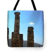 Ancient Delphi 16 Tote Bag