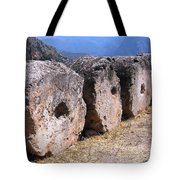 Ancient Delphi 24 Tote Bag