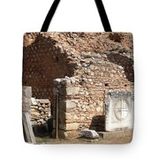 Ancient Delphi 3 Tote Bag
