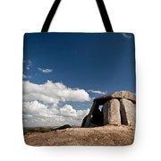 Ancient Dolmen Tote Bag