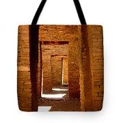 Ancient Galleries Tote Bag