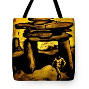 Ancient Grunge Tote Bag
