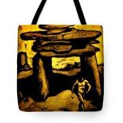 Ancient Grunge Tote Bag