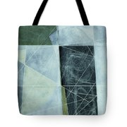 Ancient Landscape, 1982 Oil On Hardboard Tote Bag