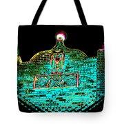 Ancient Morrocan Nights Tote Bag