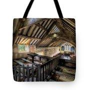 Ancient Pagan Chapel Tote Bag