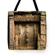 Ancient Portal Tote Bag