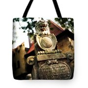 Ancient Protector Tote Bag