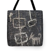 Ancient Rock Memo Tote Bag