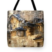 Ancient Roman Theater 6 Tote Bag