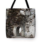 Ancient Side Byzantine Hospital Tote Bag