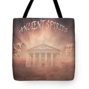 Ancient Spirits Tote Bag
