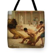 Ancient Sport Tote Bag