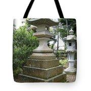 Ancient Stones Tote Bag