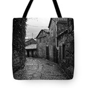 Ancient Street In Tui Bw Tote Bag