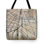 Ancient Sundial Tote Bag