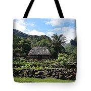 Ancient Taro Gardens In Kauai Tote Bag