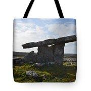 Ancient Tomb Tote Bag