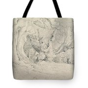 Ancient Trees Lullingstone Park Tote Bag