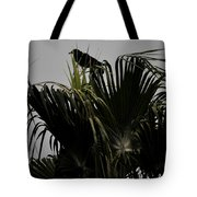And A Crow Oh Oh In A Palm Tree Tote Bag