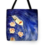 And Her Love Grows... Tote Bag