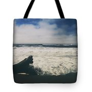 And It Goes On Tote Bag