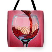 ...and Let There Be Wine Tote Bag by Sandi Whetzel