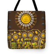 And The Sun Started To Shine Pop Art Tote Bag