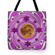 And The World Is Still Round Tote Bag