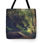 And Yet So Far Tote Bag