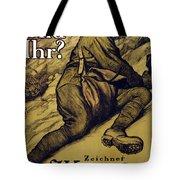And You? Tote Bag
