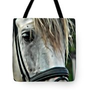 Andalusian Eye Tote Bag