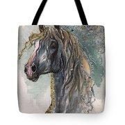 Andalusian Horse 2014 11 11 Tote Bag