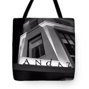 Andaz Hotel On 5th Avenue Tote Bag