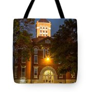 Anderson County Courthouse Tote Bag