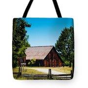 Anderson Valley Barn Tote Bag