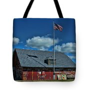 Andersons Dock Door County Wi Tote Bag