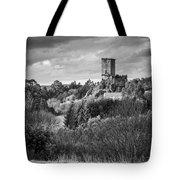 Andrade's Castle Galicia Spain Tote Bag