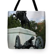 Andrew Jackson Memorial Tote Bag