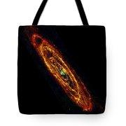 Andromeda Galaxy M31 Tote Bag