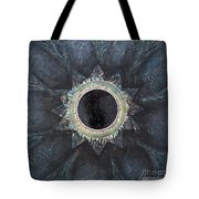 Andromeda Iris Constellation Tote Bag