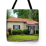 Andy Griffith Homeplace Tote Bag